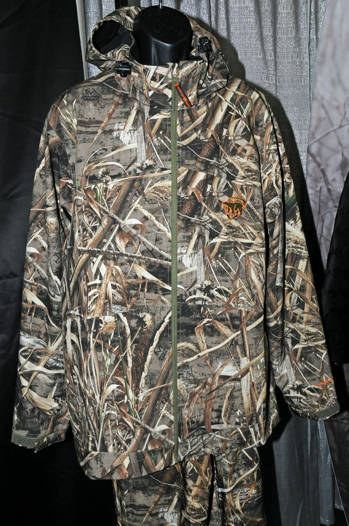 ArcticShield Heat Echo Hydrovore Jacket in Realtree EDGE