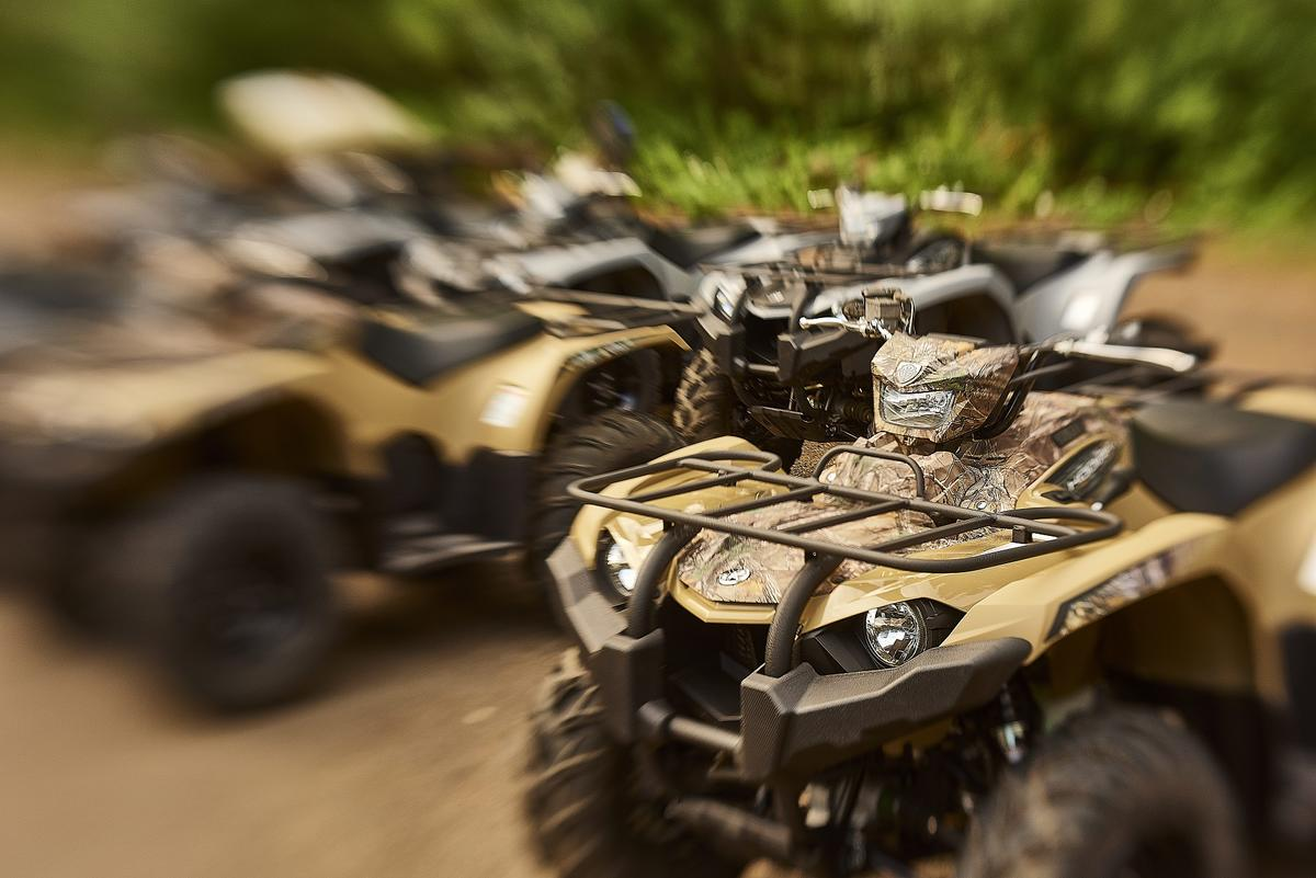 The ATV for Everyone.