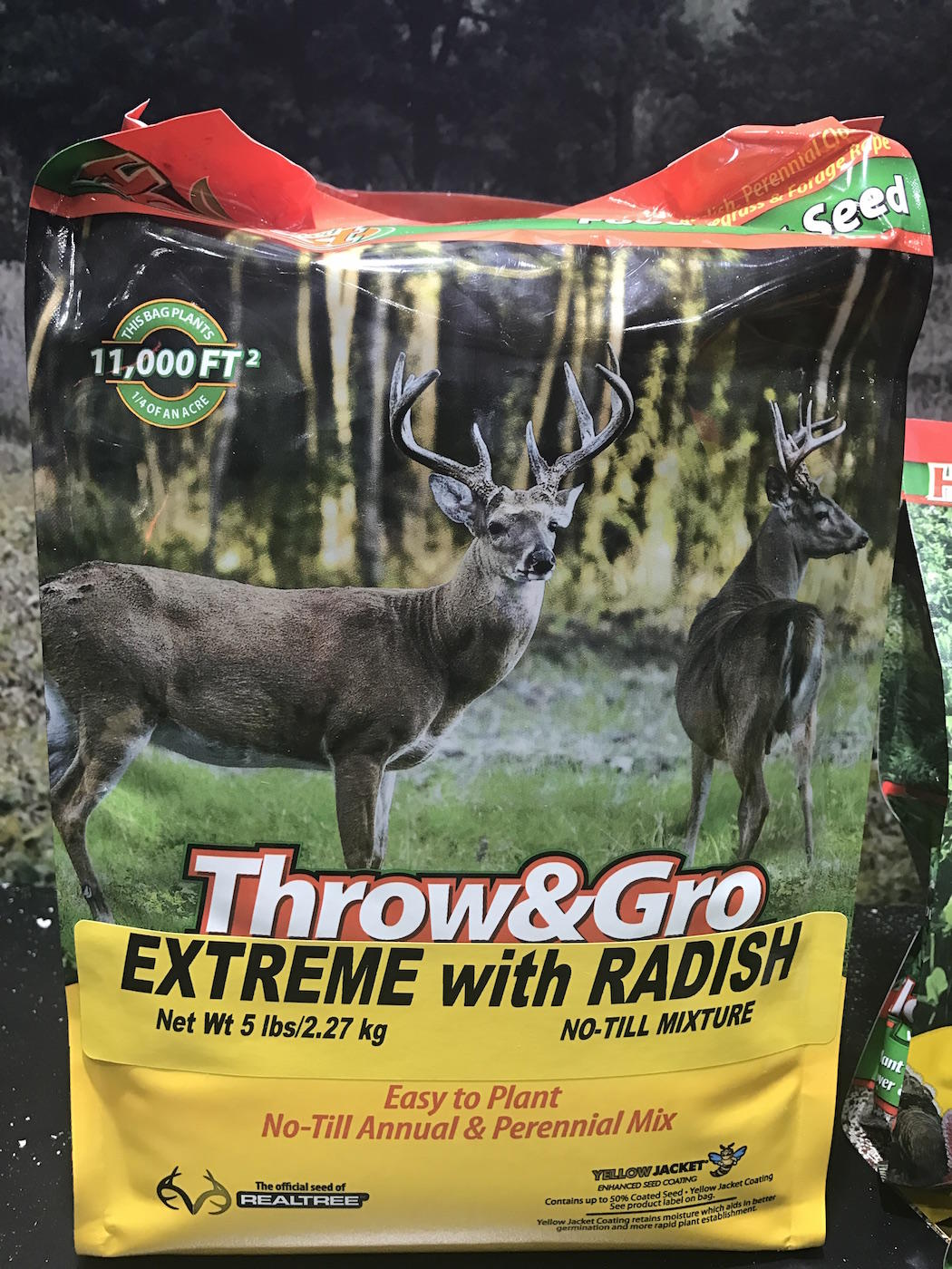 Evolved Harvest Throw and Grow Extreme with Radishes