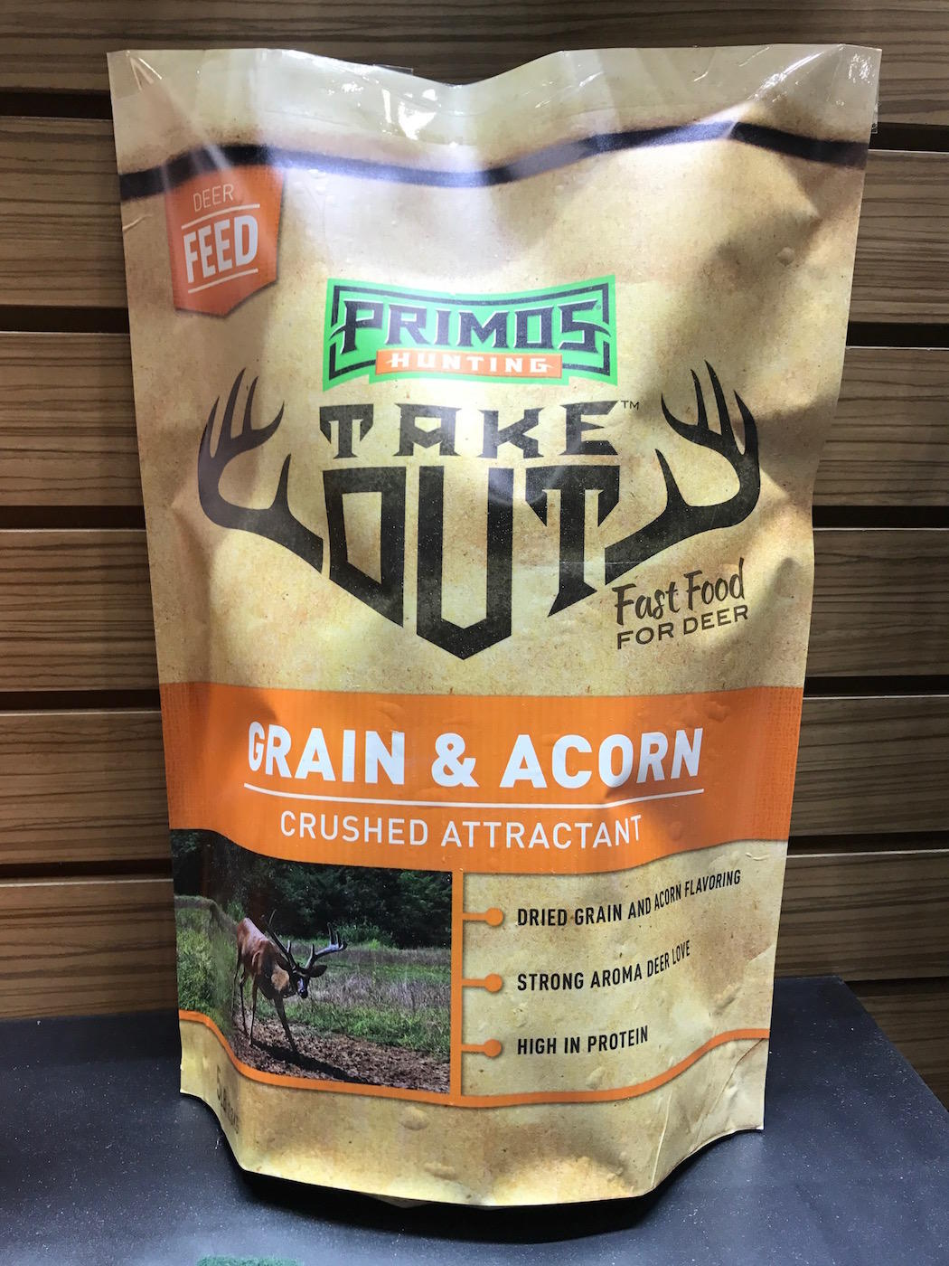 Primos Take Out Grain and Acorn