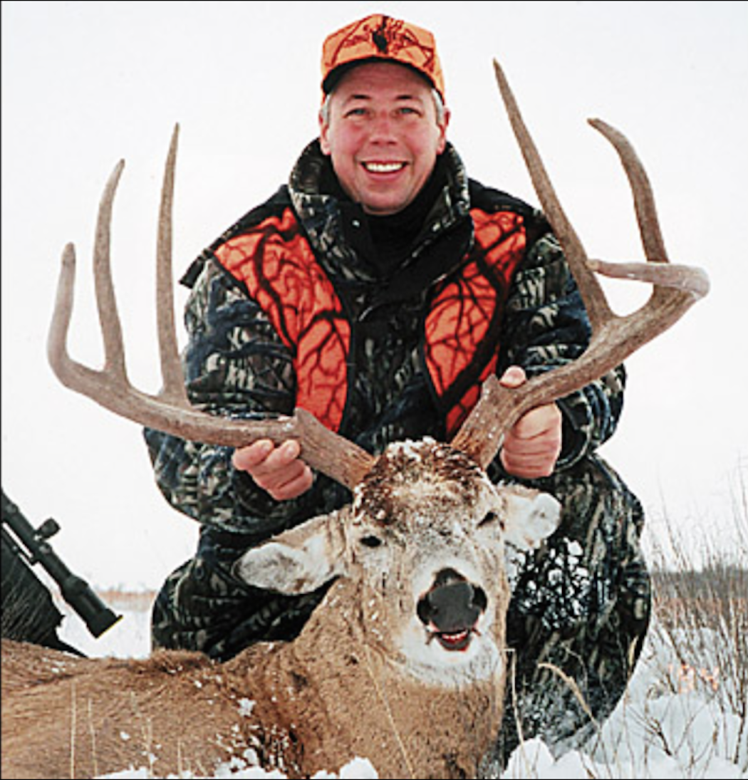Whitetail with the Least Points to Make the Books
