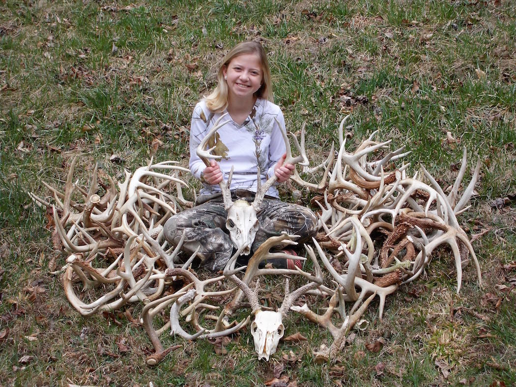5 Tips From A 12 Year Old Shed Hunting Master Realtree