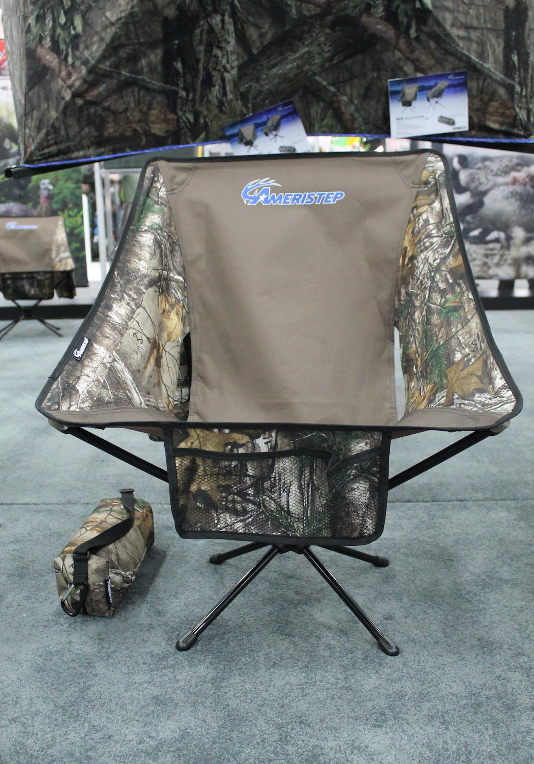 New Ground Blinds And Accessories From The 2016 Shot Show