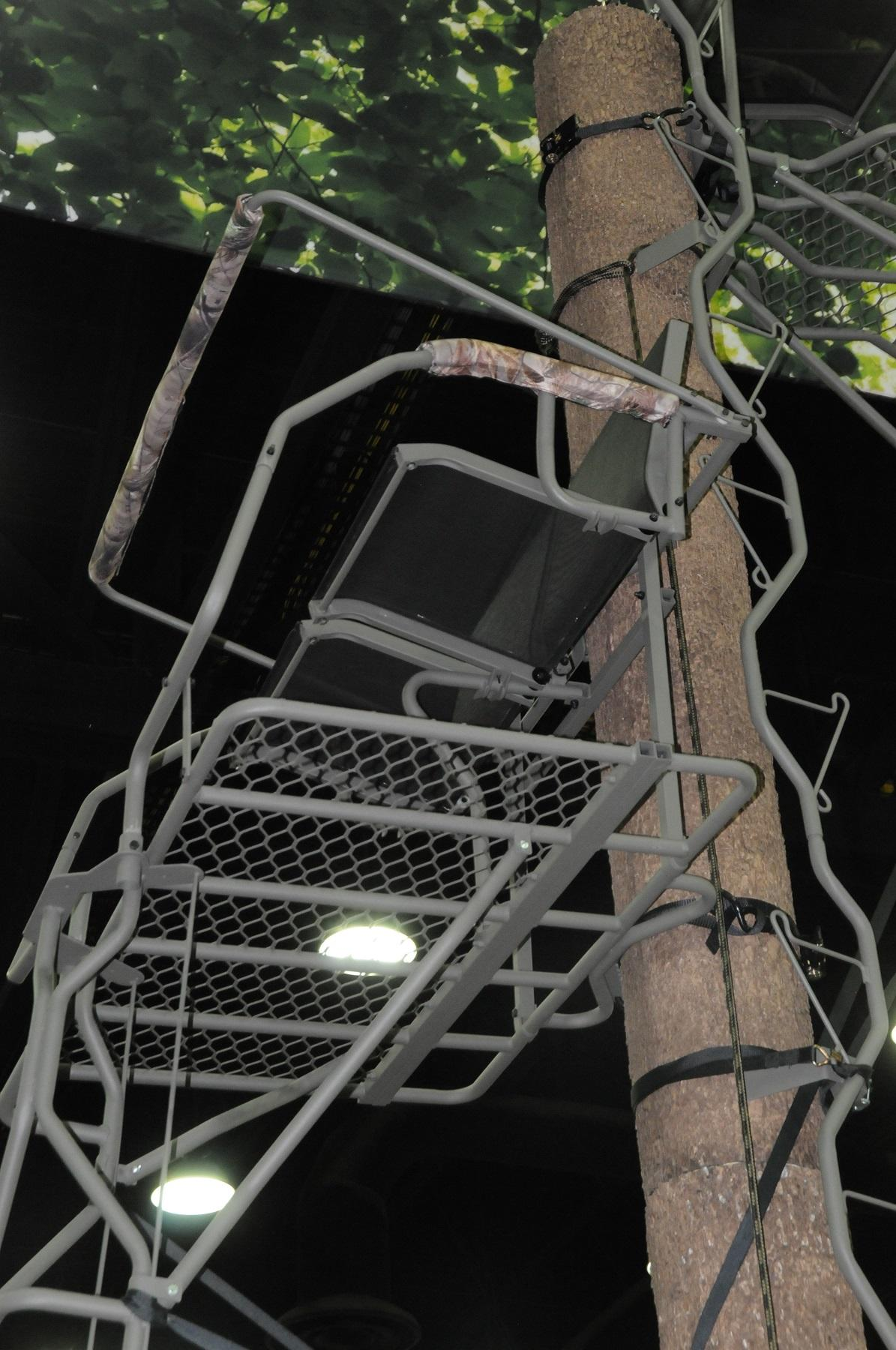 New Treestands And Accessories For 2016 Deer Hunting