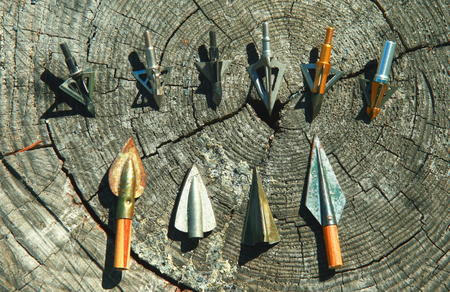 Ultra-light Broadheads