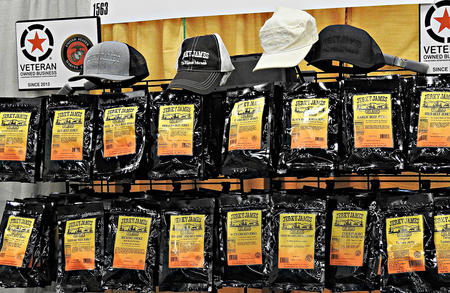 Jerky James is a veteran owned company offering premium jerky and dried fruit.