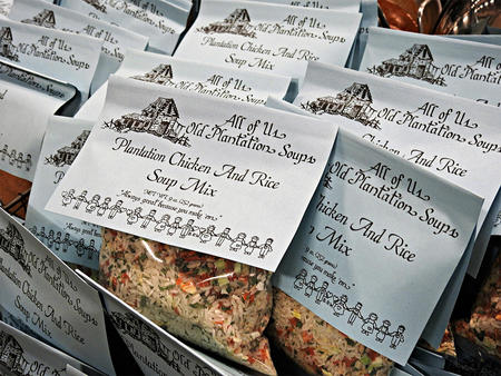 Add your wild game to Old Plantation Soup Mixes for a meal everyone will love.