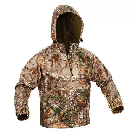Heat Echo Light Performance Hoodie in Realtree Xtra