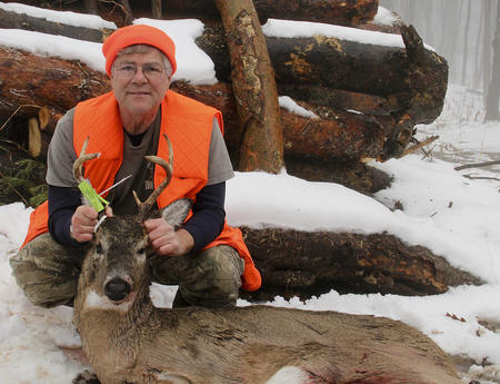 Culling for Antler Quality Is Effective