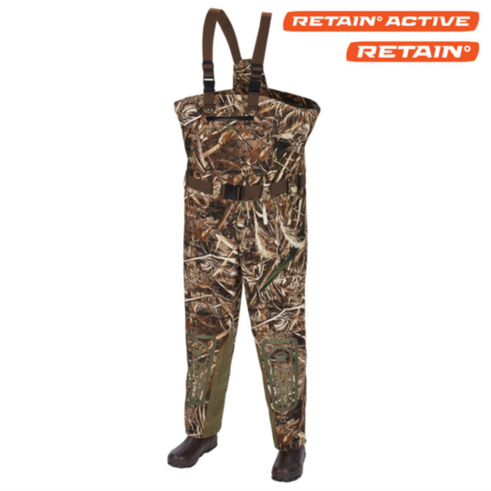 ArcticShield Heat Echo Select XT Breathable Chest Waders with Retain and Retain Active