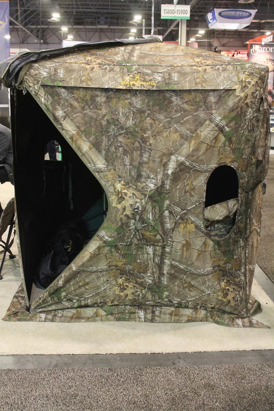 Treestands And Ground Blinds From The 2017 Shot Show