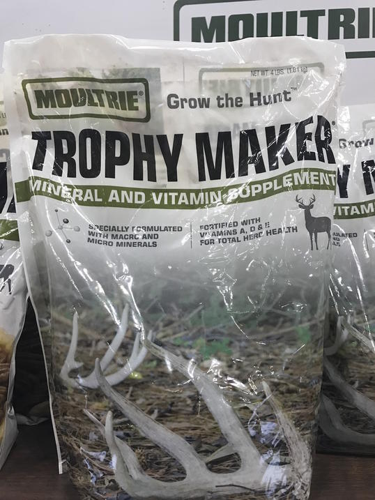 Moultrie Trophy Maker