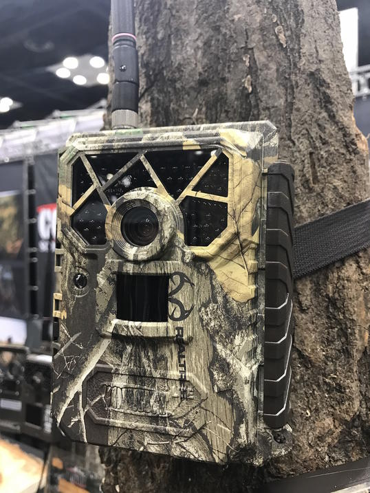 Covert Blackhawk LTE Wireless Cellular Camera