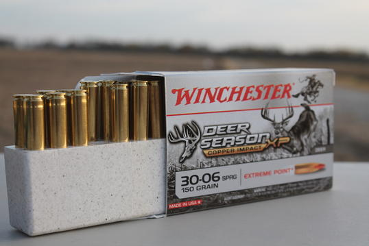 Winchester Deer Season XP Copper Impact