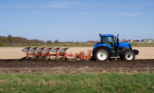 Cash Rent for Agriculture
