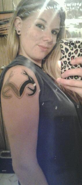 Realtree Tattoo Contest Top 10 Deer Hunting Realtree Camo