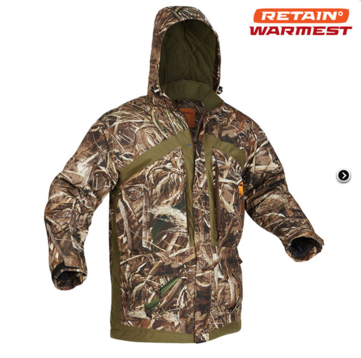 ArcticShield Classic Waterfowl Parka with Retain Technology