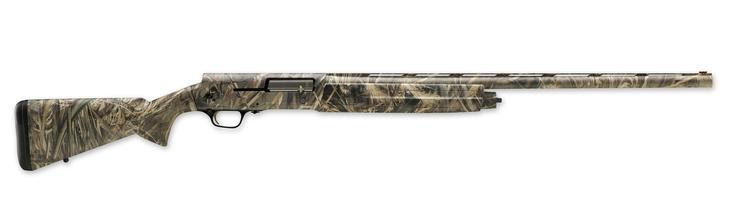Browning A5 Realtree Max-5 and A5 Wicked Wing Max-5