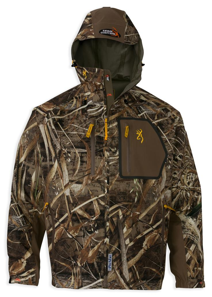 Browning Wicked Wing Timber Rain Jacket