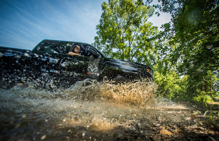 About Chevrolet and Realtree