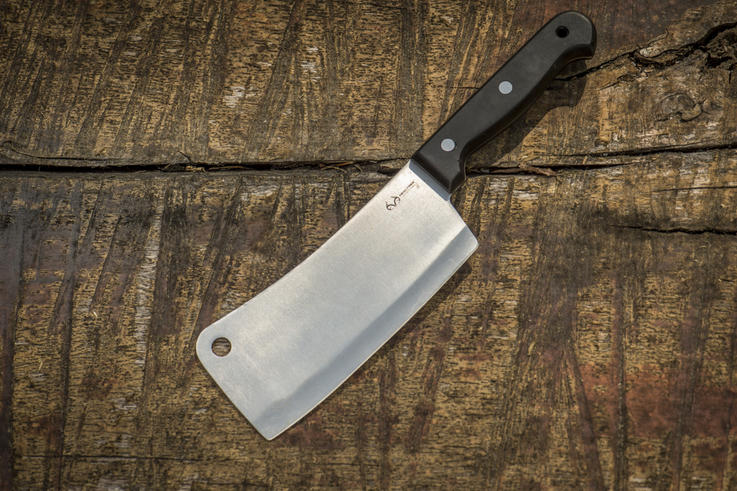 Chopping BBQ or breaking bones, a cleaver is the tool you need.