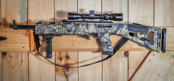 12 Reasons to Own a New Hi-Point 1095TS 10mm Carbine in Realtree