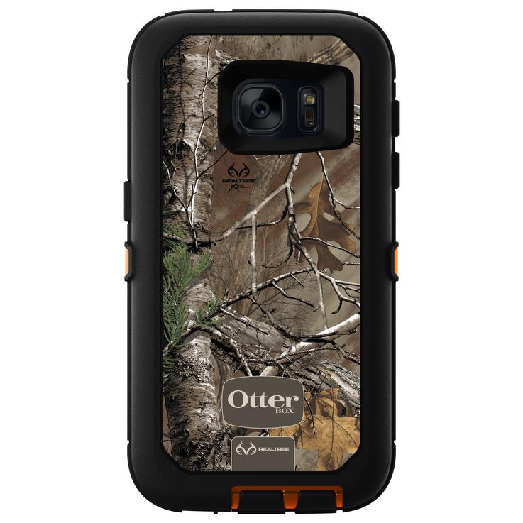 OtterBox Galaxy S7 Defender Series Realtree Phone Case