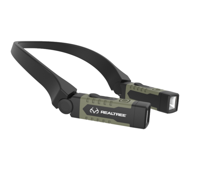 Realtree ANYWEAR Rechargeable Neck Light