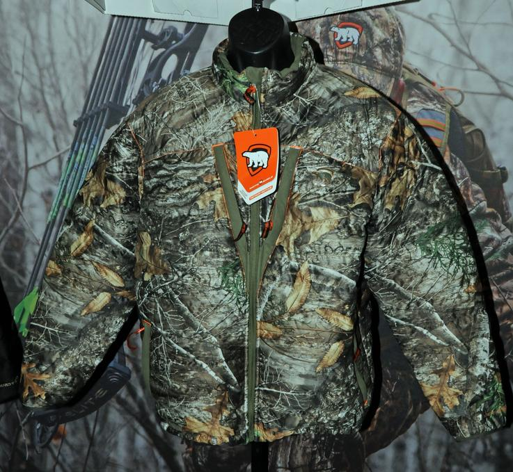 ArcticShield Heat Echo Loft Jacket in Realtree EDGE