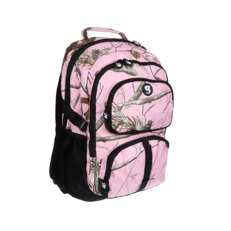 Realtree 4 Compartment Backpack by geckobrands
