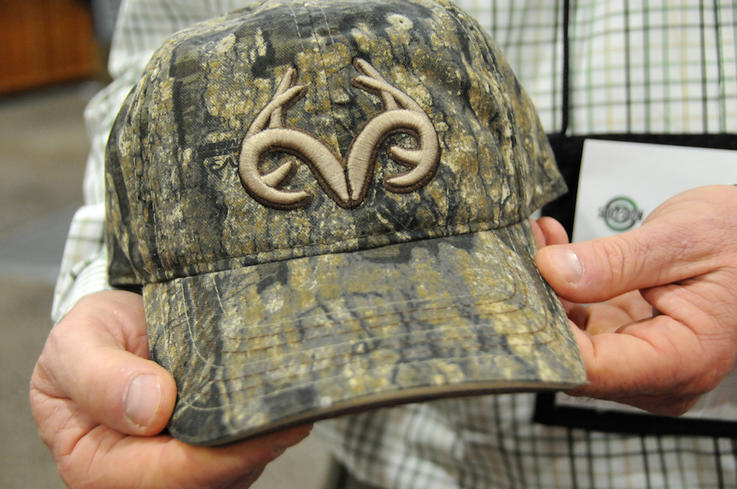 Outdoor Cap TRT83A in Realtree Timber Camo