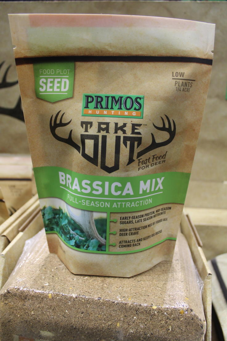 Primos Take Out Brassica Mix