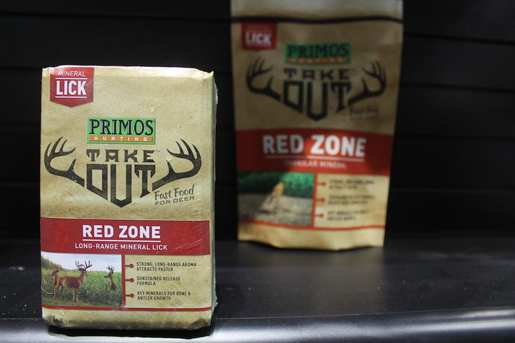 Primos Take Out Red Zone Mineral