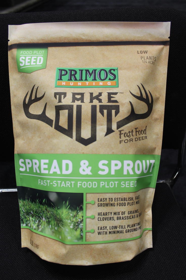 Primos Take Out Spread and Sprout