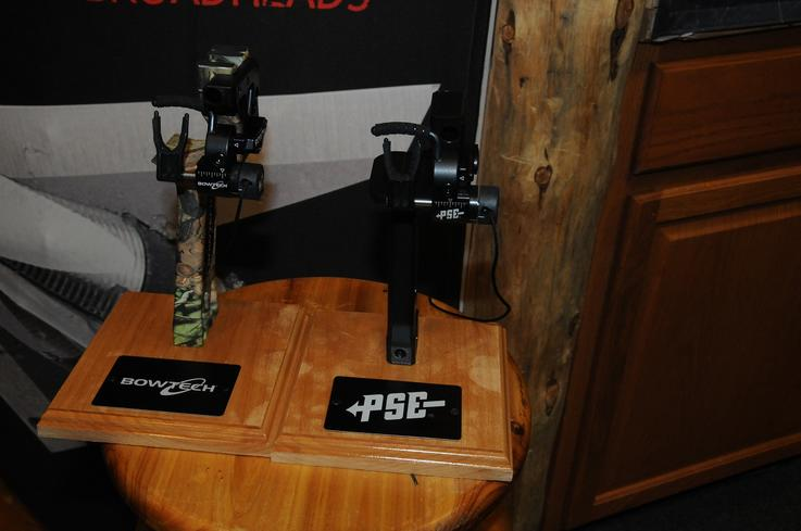 New Bows, Sights and Rests from the 2014 ATA Show