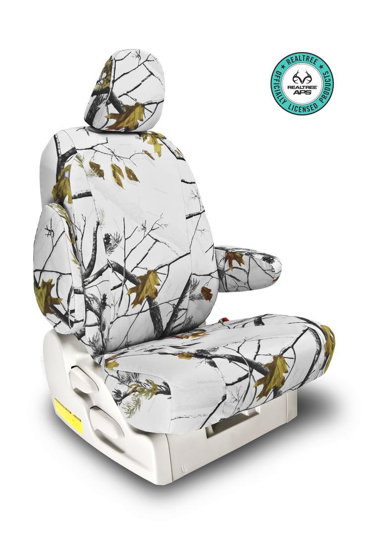 Realtree Custom-Fit Seat Covers