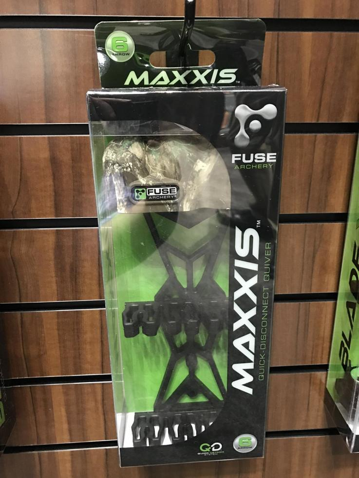 Fuse Maxxis Quiver