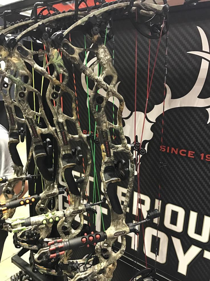 Hoyt Carbon RX-1 TURBO in Realtree Edge