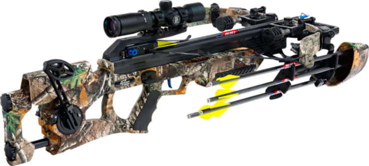Excalibur Assassin Crossbow in Realtree EDGE