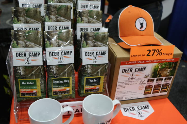 Deer Camp Coffee