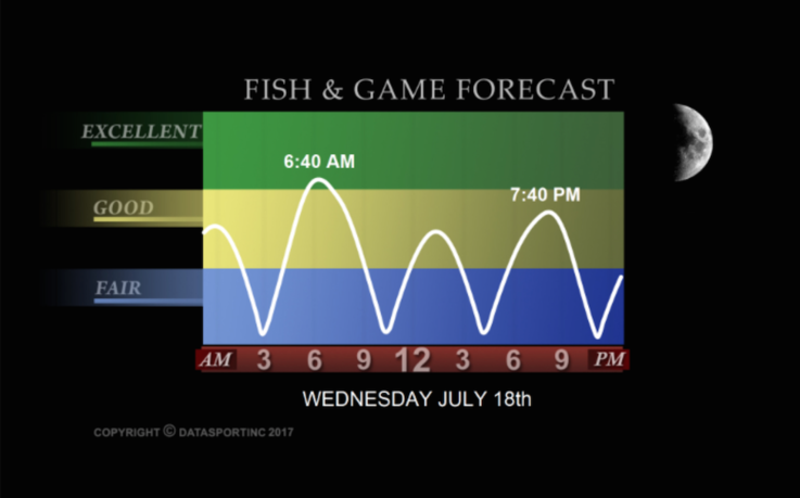 Fish and Game Forecaster