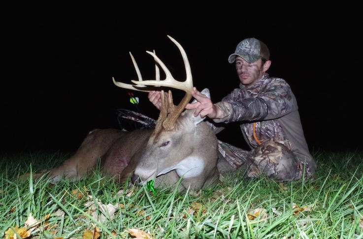 Culling Deer Will Not Significantly Improve Overall Antler Production of the Deer Population
