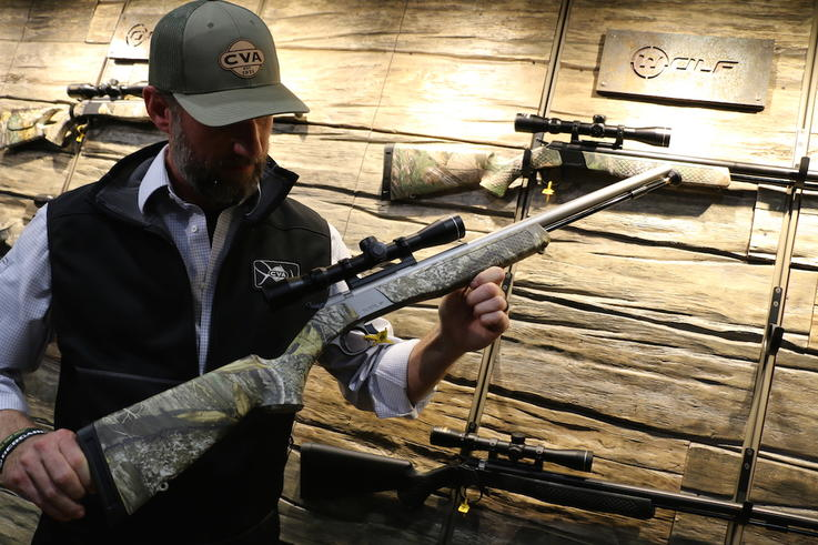 10 Best Camo Muzzleloaders for 2019 | Deer Hunting