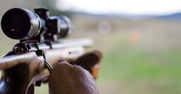 Don't Mix Drinking and Smoking with Hunting and the Shooting Sports