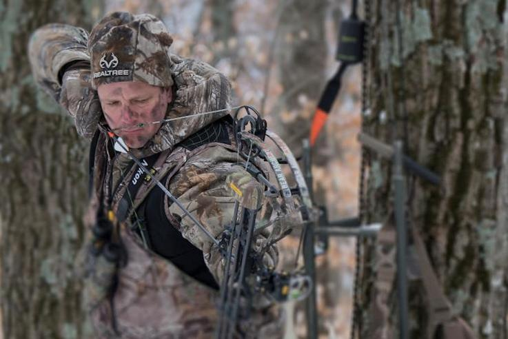 Hunt in Treestands That Aren't Yours
