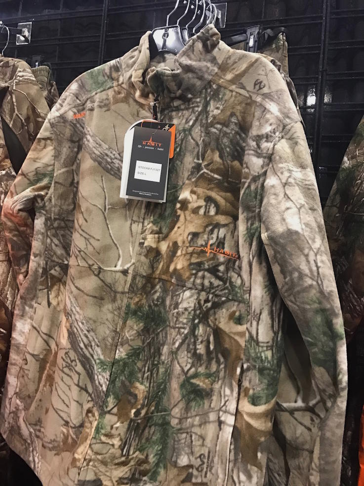 3404f7a49ea SHOT Show  New Deer Hunting Clothes for 2018