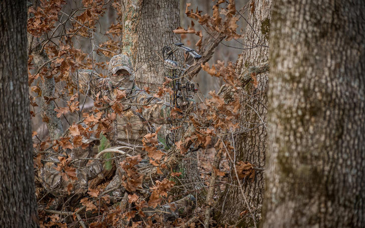 Match the Camo to Your Terrain