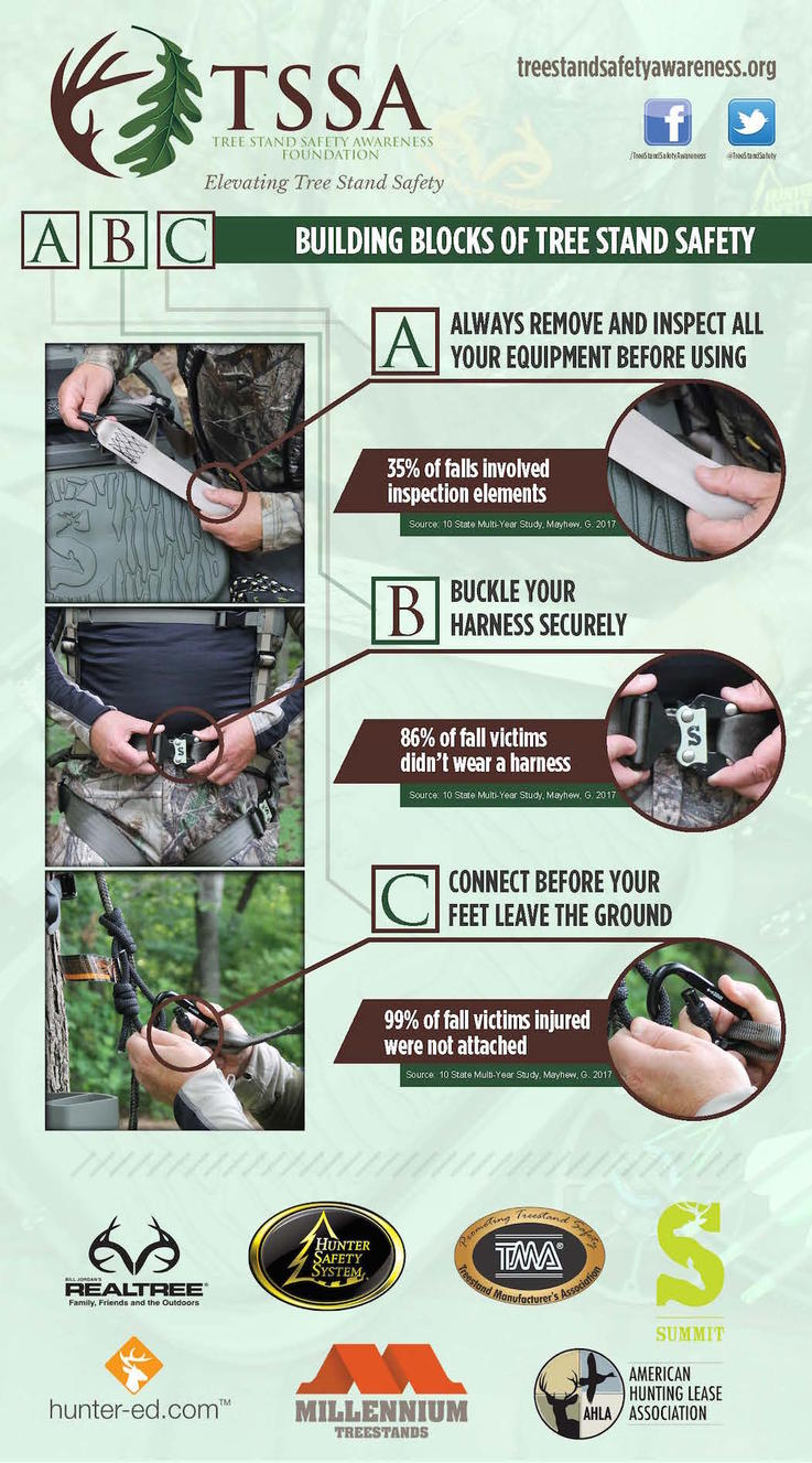 Ways to Take Treestand Safety Seriously