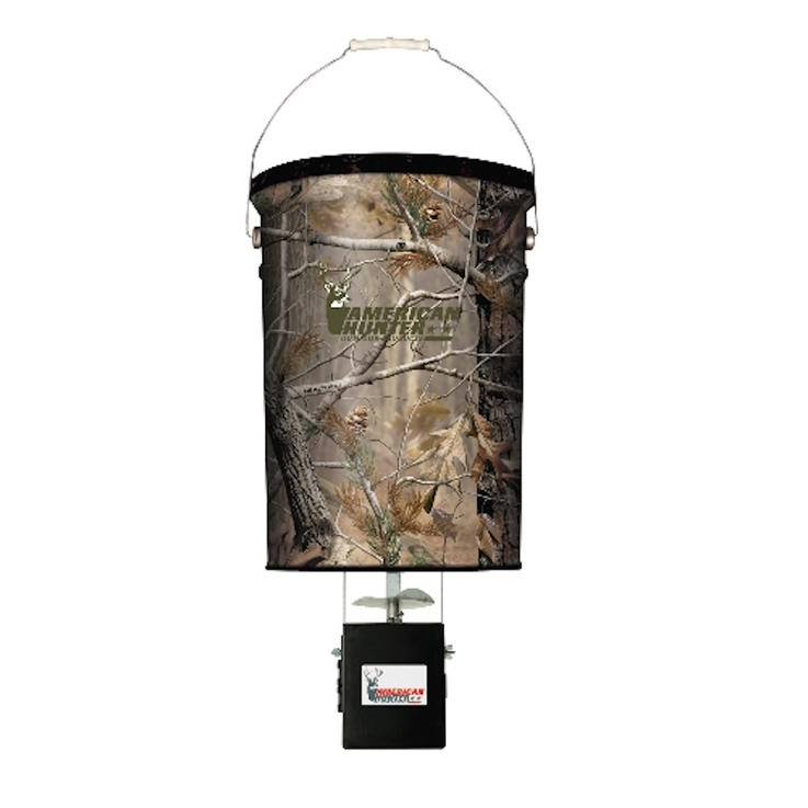 Realtree American Hunter Hanging Feeder