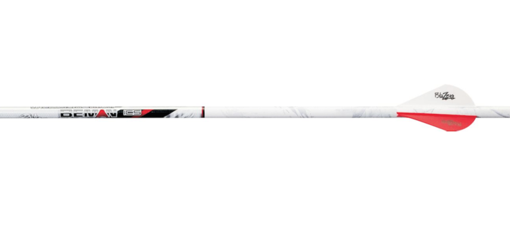 Realtree Beman White Out Arrows
